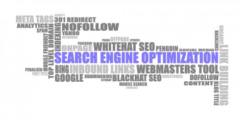 SEO factors are a large part of the purpose of a website