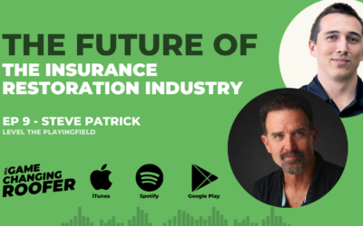 GCR #9: Never Split The Difference & The Future Of The Insurance Restoration Industry, with Steve Patrick