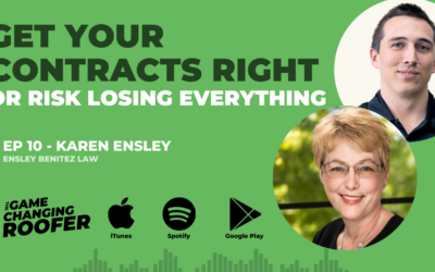 GCR #10: Get Your Contracts Right Or Risk Losing Everything, with Karen Ensley